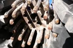 Новый привод для колеса 1650-570, нереально кр...